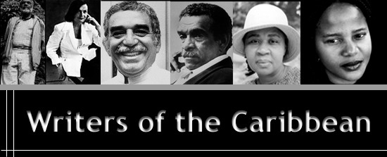writers of the caribbean